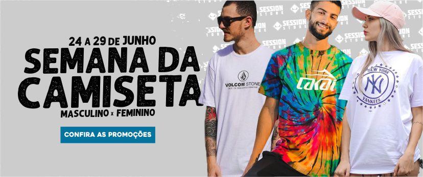 promo semana camisetas 2019