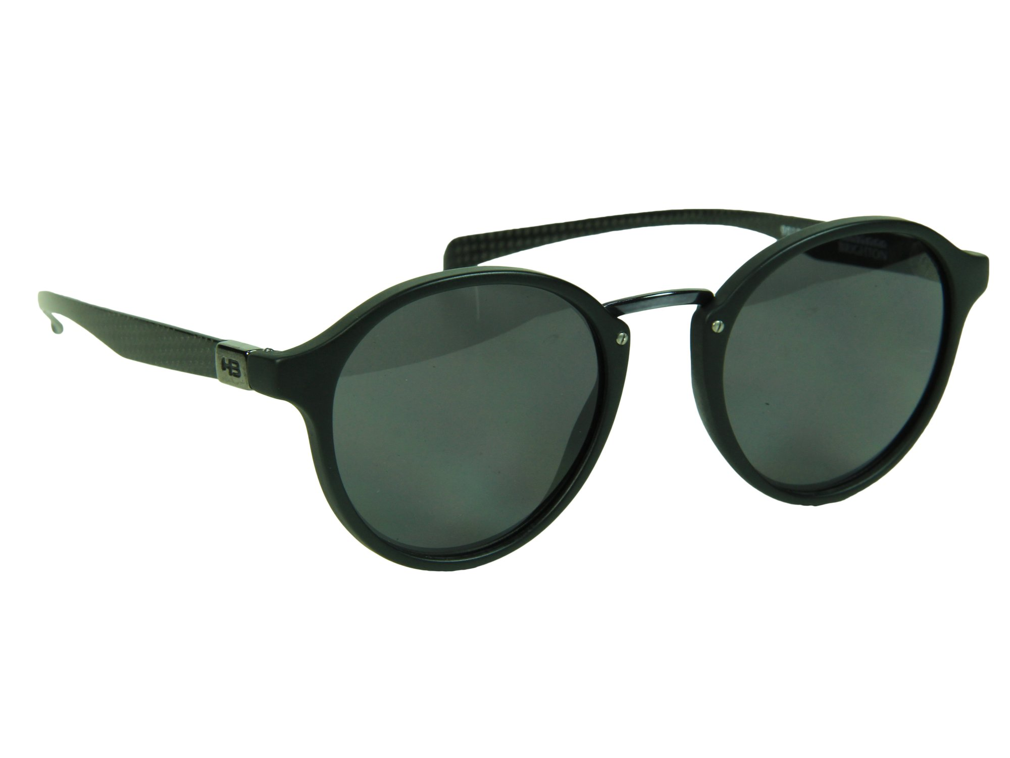 b82390f68feef Óculos de Sol HB Brighton Gray Lenses - Carbon Black Matte - Session ...