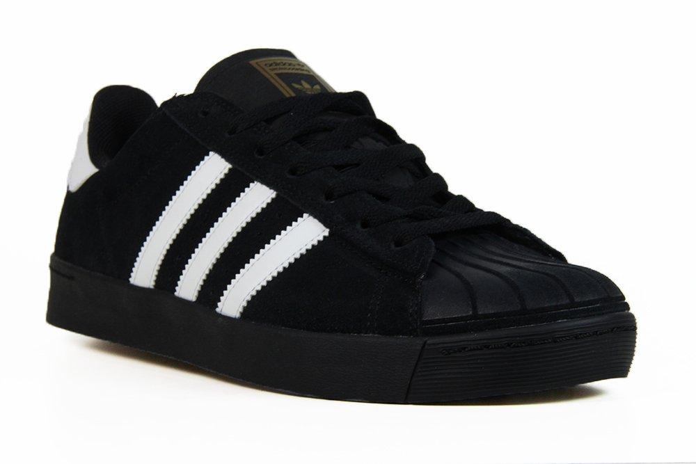 969f0006472 Tênis Masculino Adidas Superstar Vulc ADV - Black White - Session Store