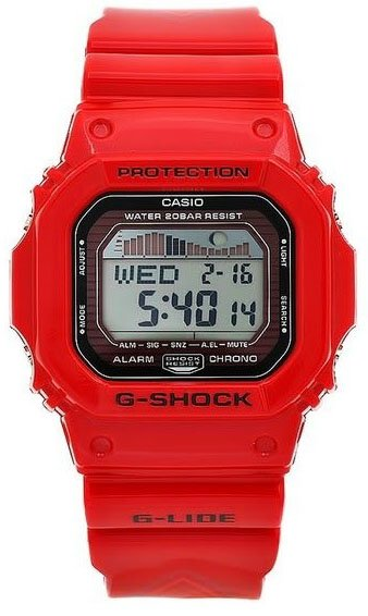 Relógio Casio Masculino G-Shock G-7900A-4DR Vermelho
