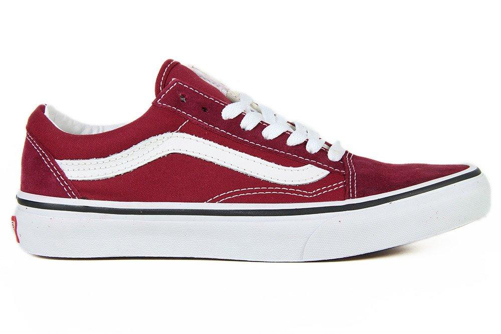 d645fc03416 Tênis Vans Feminino Old Skool - Red True White - Session Store