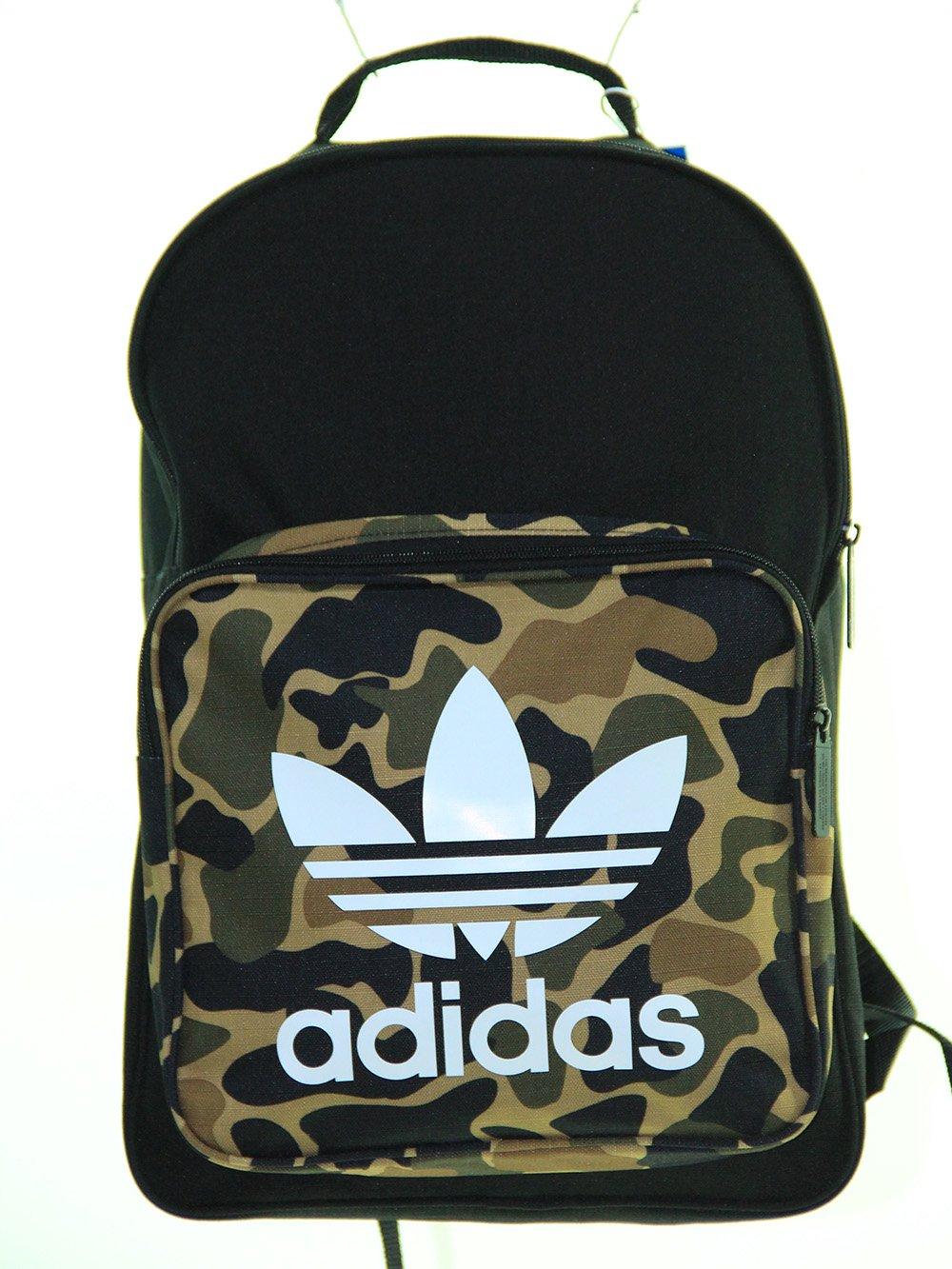 ceddc09d1c2 Mochila Adidas Classic Camo - Camuflado - Session Store