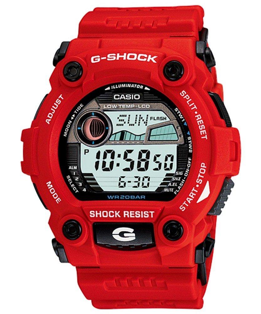 Relogio Casio G-shock Ga-120-1a Original Garantia Nota - R