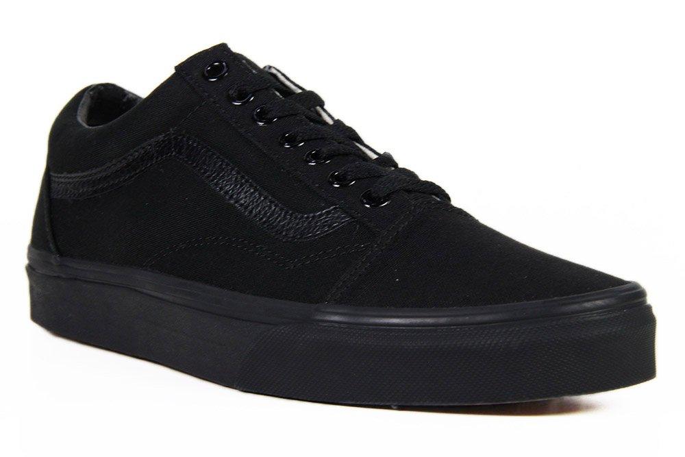 Tênis Masculino Vans Old Skool - Black/Black