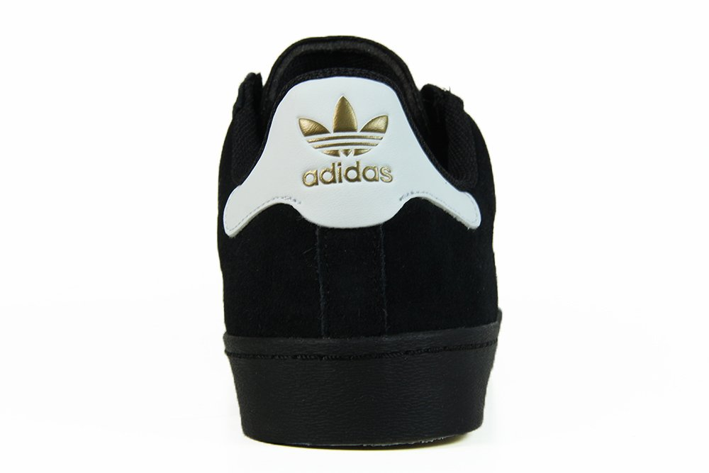 ed6c5a05c24 Tênis Masculino Adidas Superstar Vulc ADV - Black White - Session Store