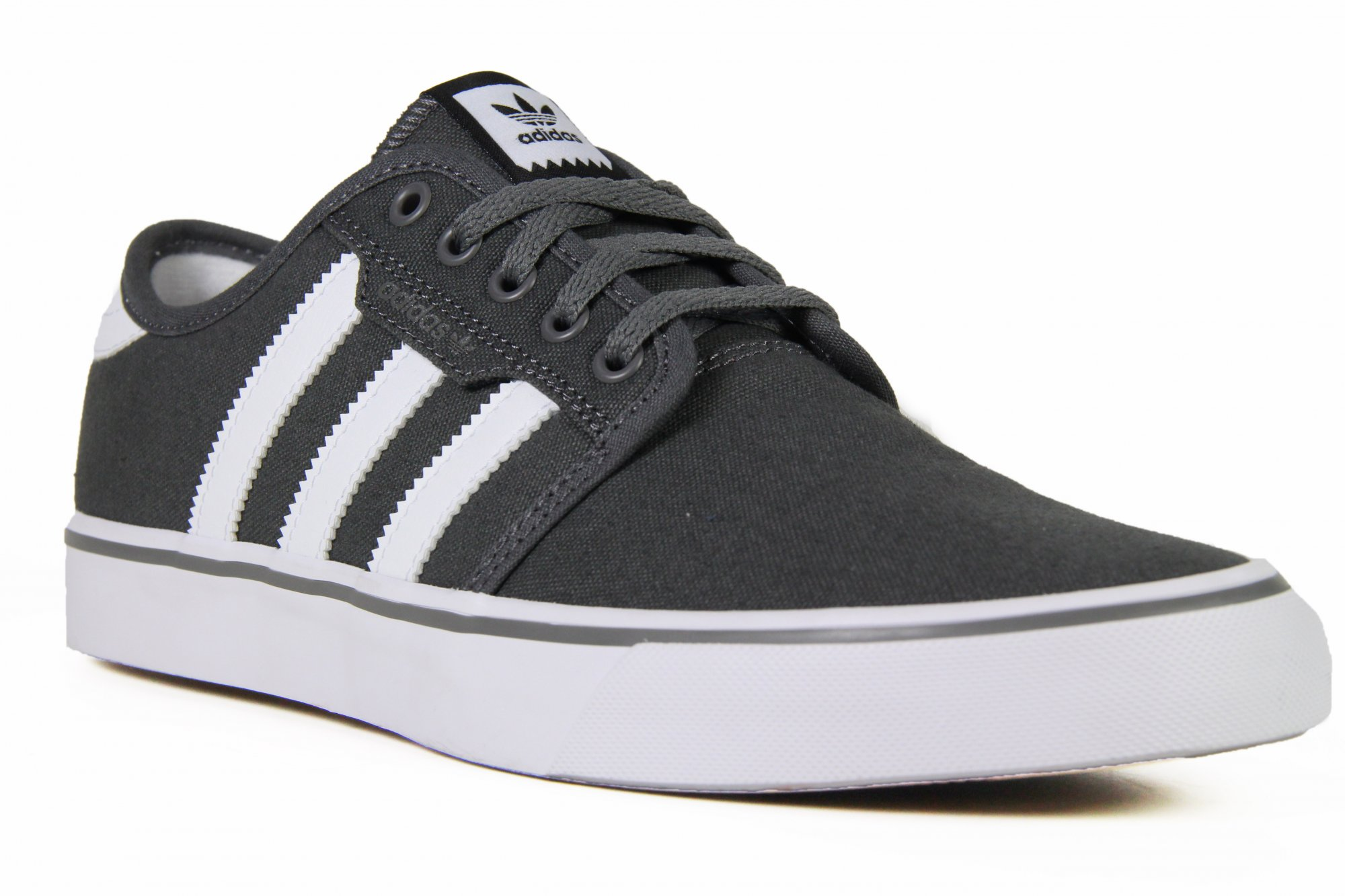 15e35dd3cf Tênis Feminino Adidas Seeley - Gray White - Session Store