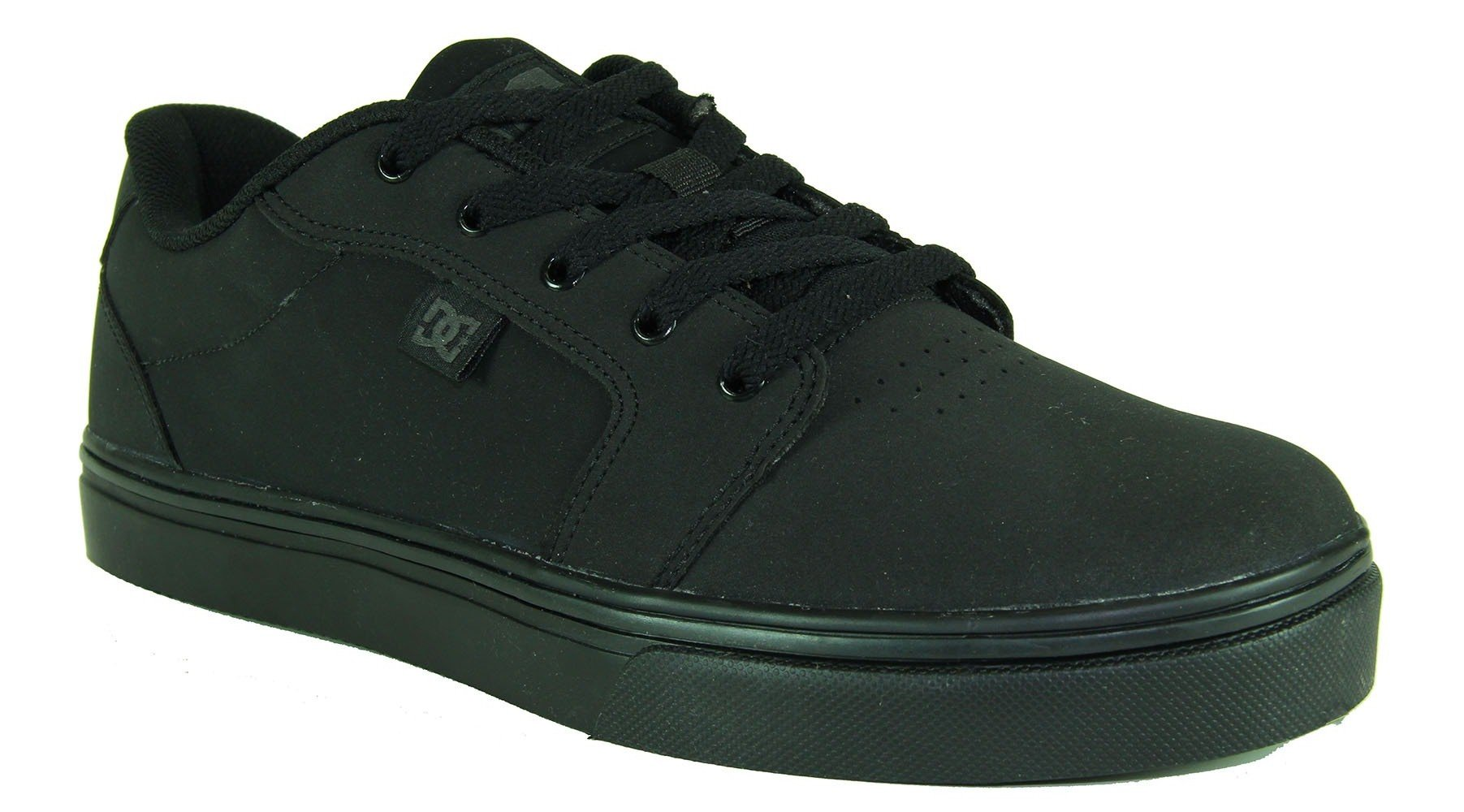 Tenis Feminino Dc Shoes Anvil II - Black Black - Session Store 67231ebb73bfd