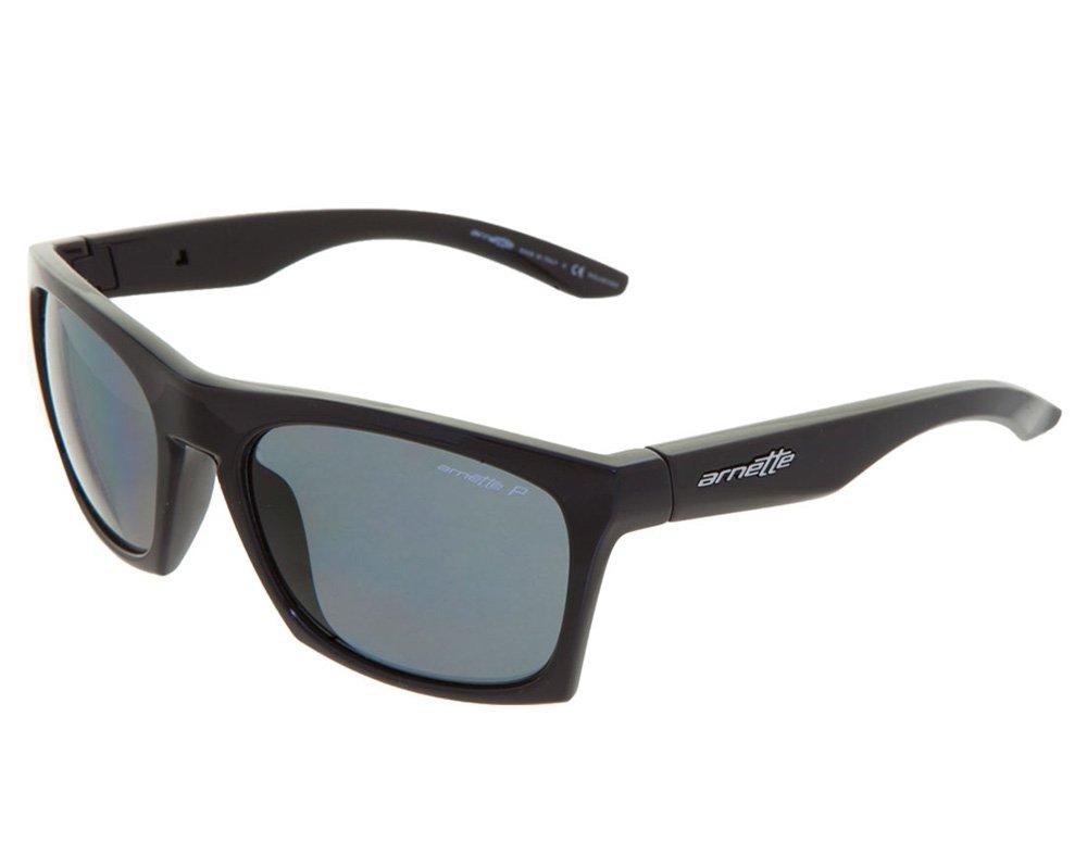 a67b00224 Óculos de Sol Arnette Dibs Gray Lenses - Black/Shine - Session Store