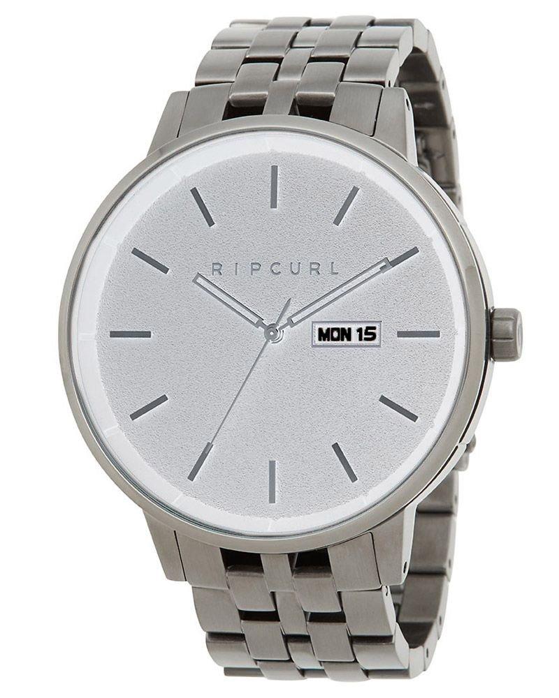 9cc8d7c641f Relógio Rip Curl Detroit SSS Analógico - Silver White. Toque para expandir.  Clique na imagem para ampliar