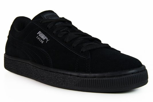 Tênis Feminino Puma Suede Classic - Black/Black