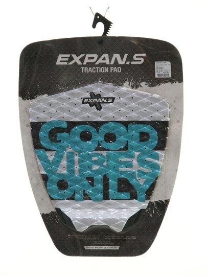 Deck Expans Good Vibes - Preto/Azul