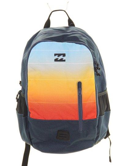Mochila Billabong Lite Pack - Azul/Vermelho