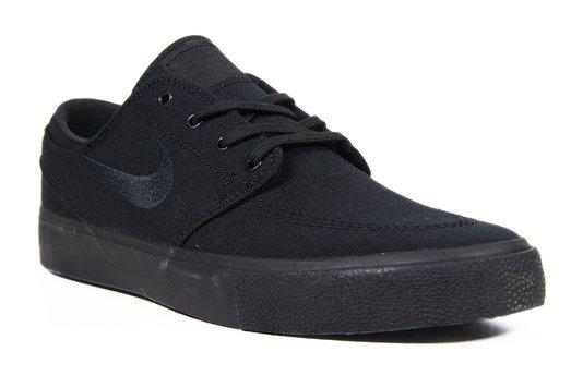 Tênis Masculino Nike SB Zoom Janoski Rm - Black/Black