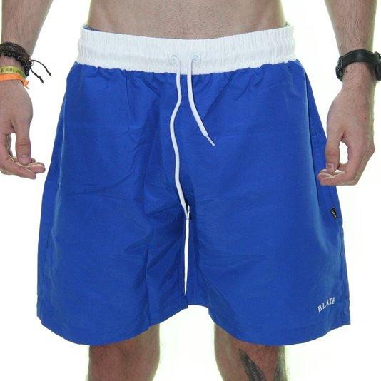 Bermuda Masculina Blaze Shorts Discret - Azul Royal