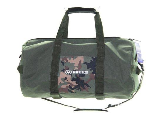 Bolsa Hocks Nomade - Verde/Preto
