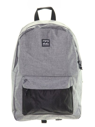 Mochila Billabong All Day - Grafite/Preto