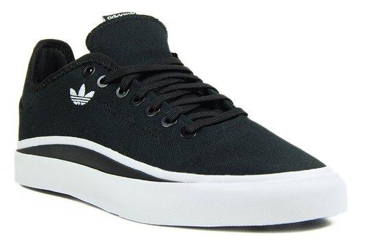 Tênis Feminino Adidas Sabalo - Black/White
