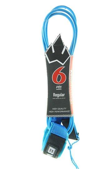 Leash para Surf Banana Wax 6 Pés - Azul