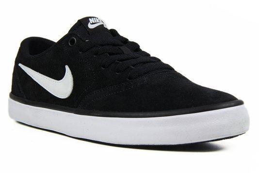 Tênis Feminino Nike Check Solar - Black/White