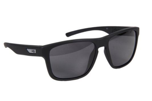 Óculos HB H-Bomb Gray Lenses - Black/White