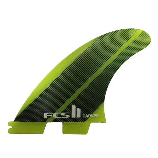 Quilha para Prancha de Surf FCS II Carver Neo Glass - Verde