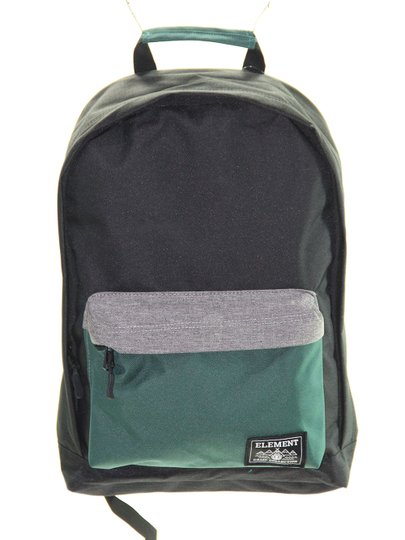 Mochila Element Beyond - Preto/Verde