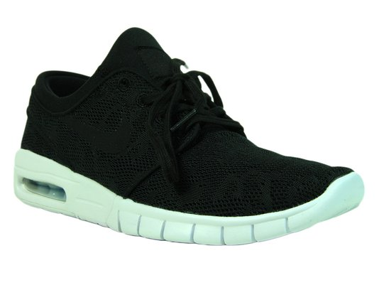 Tênis Masculino Nike Stefan Janoski Max L - Black Dark/Grey
