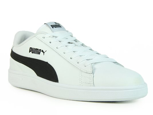 Tênis Masculino Puma Smarh V2 - White/Black