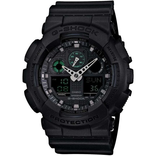 Relógio G-Shock GA-100MB-1ADR - Preto