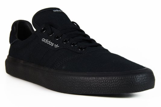 Tênis Masculino Adidas 3MC Vulc - Black/Black