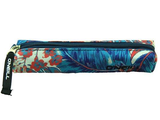 Estojo Oneill Sea Flower - Azul/Laranja