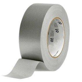 Fita Adesiva Multiuso Tectape Silver Tape 48mm X 05M silver prata cinza