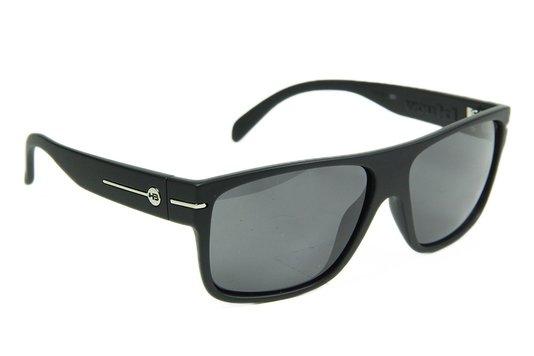 Oculos HB Would Gray Lenses - Black Matte