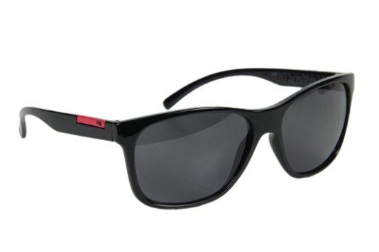 Óculos HB Uderground Gray Lenses - Gloss Black