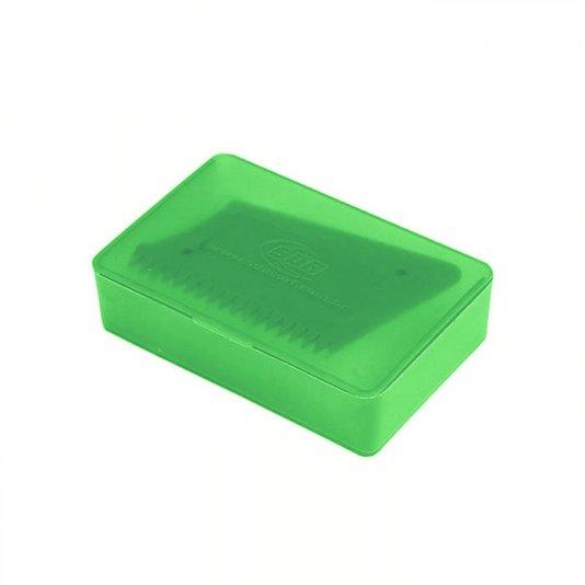 Porta Parafina SDA Com Raspador -  Verde