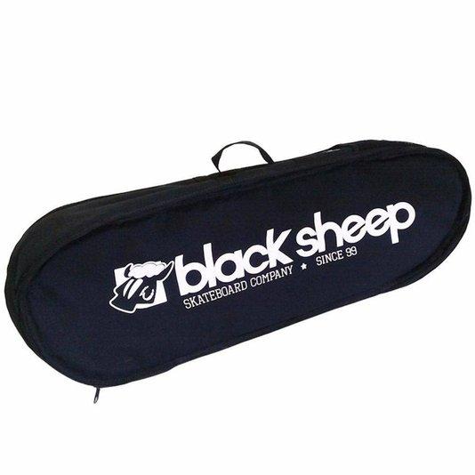 Capa para Skateboard Black Sheep Since 99 - Preto