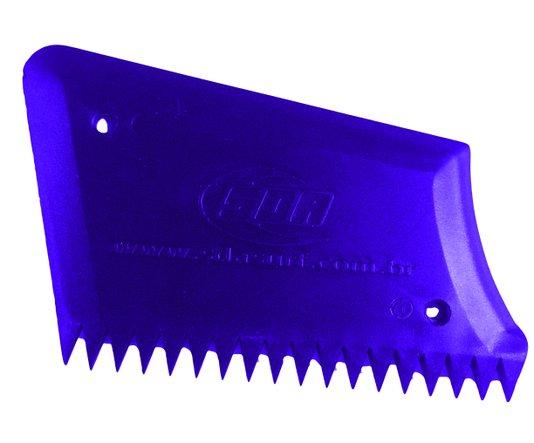 Raspador Grande de Parafina para Prancha  de Surf Sda - Azul