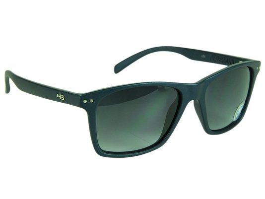 Óculos HB Nevermind Gray Lenses - Navy Matte