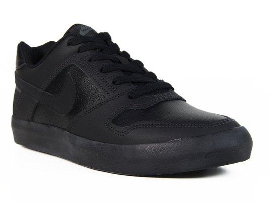 Tênis Masculino Nike SB Delta Force Vulc - Black/Black