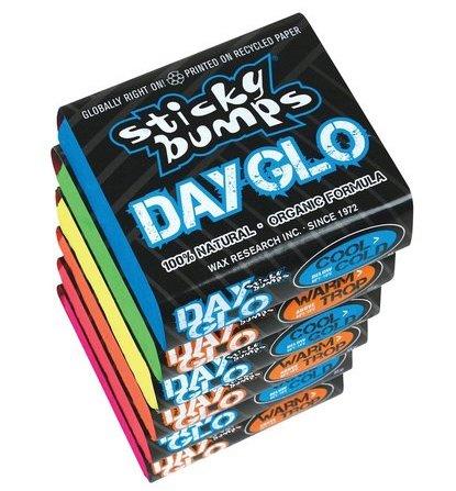 Parafina Stick Bumps Dauy Glo Cool - Cold (Água Fria) - 5 Cores