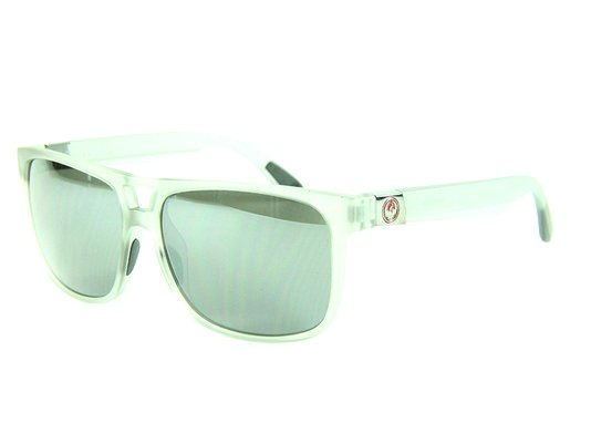 Óculos Dragon Roadblock Silver Ion Matte - Smoke