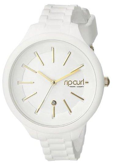 Relógio Feminino Rip Curl Horizon Pro Model Alana Blanchard Analógico - Branco