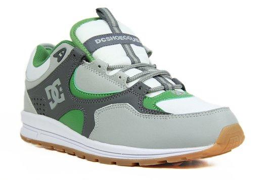 Tênis Masculino Kalis Lite - Green/White/Gray