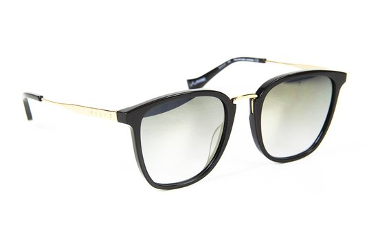 Óculos de Sol Evoke For You Ds37 S02 Blue Lenses - Black/Gold