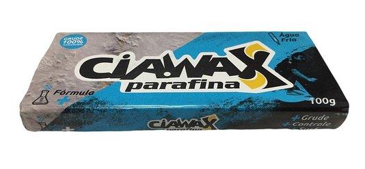 Parafina Cia Wax Agua Fria - Azul