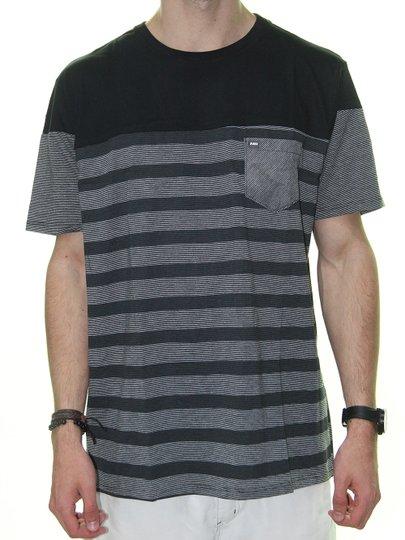 Camiseta Masculina HD Guidelines Manga Curta - Preto
