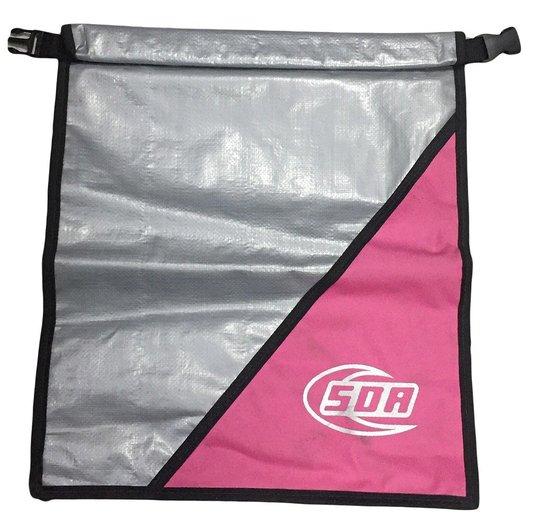 Saco Termico SDA para Surf - Prata/Rosa