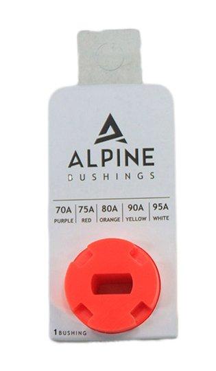 Amortecedor para Truck Alpine Surfeeling 75a - Vermelho
