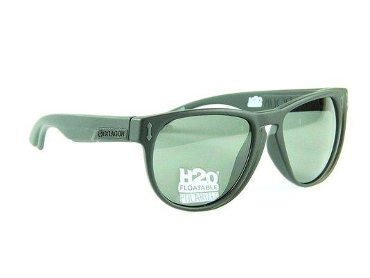 Oculos HB Dragon Marquis H2O Green Ion Lesnes - Black Matte
