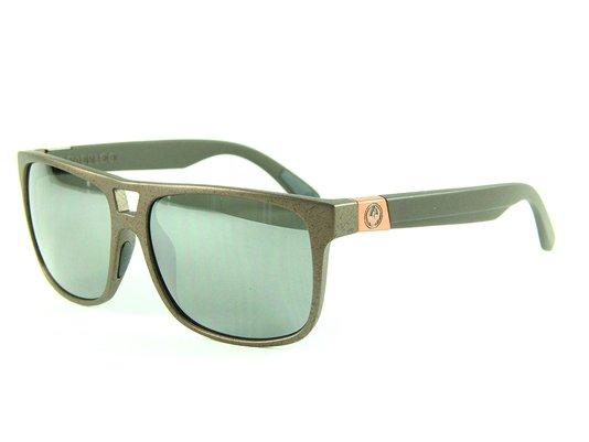 Óculos Dragon Roadblock Silver Ion Lenses Copper - Marble